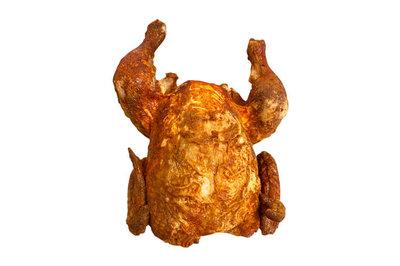 Gegrilde hele kip